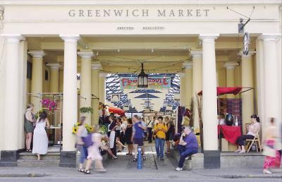 mercado de greenwhich