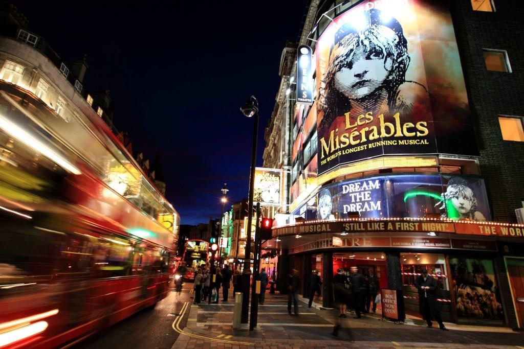 compra de entradas musicales para Londres