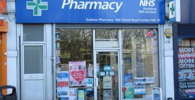 farmacias reino unido