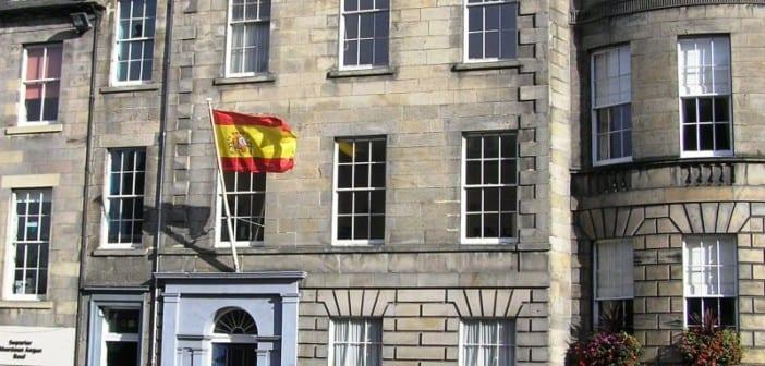 Consulado Español en Edimburgo