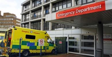 urgencia medica en reino unido