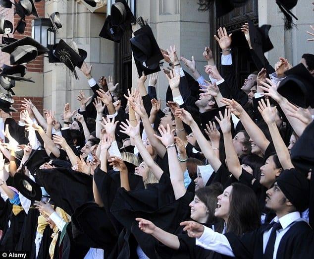Etudier l'université en Angleterre