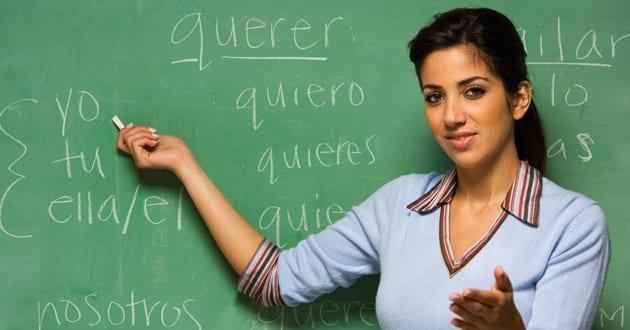 profesor español en reino unido