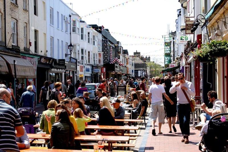 North_Laine_Brighton