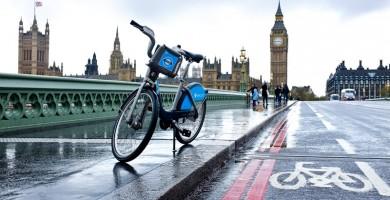 bicicleta publica londres