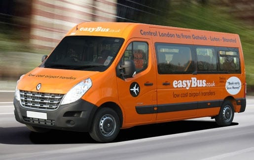 aeropuerto stansted londres easybus