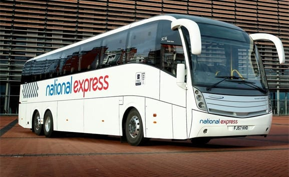 aeropuerto stansted londres national express