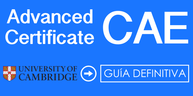 advanced certificate cambridge cae