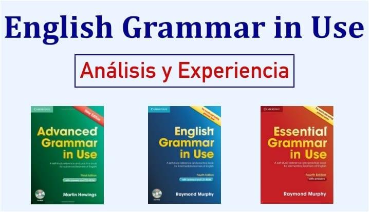 libro english grammar in use