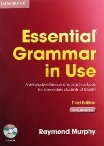 essential english grammar in use
