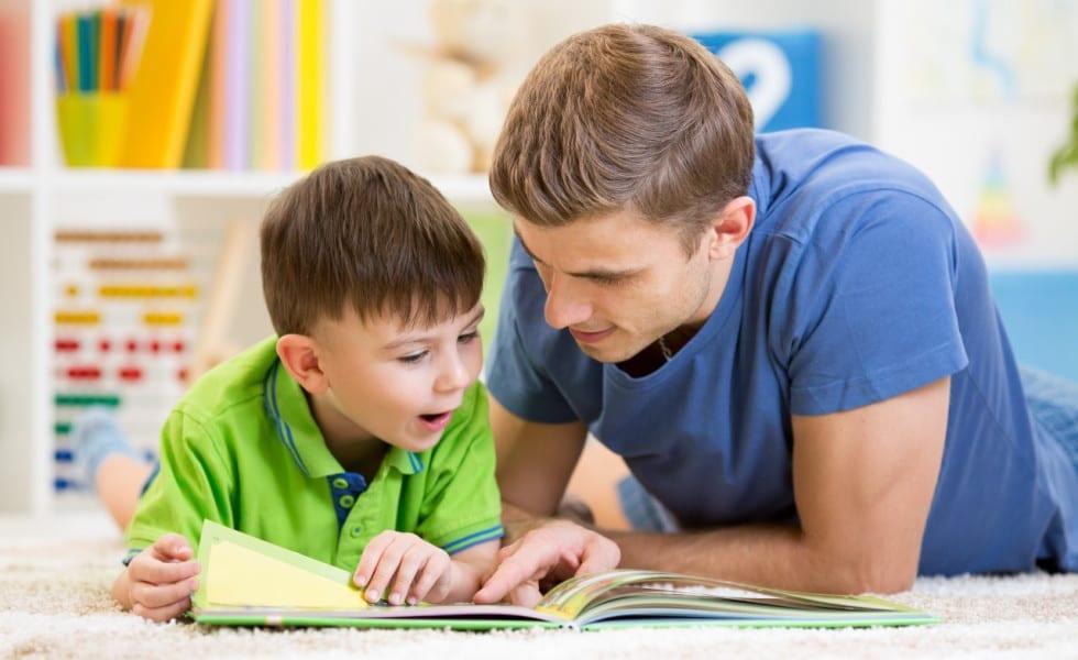 Consejos para fomentar la lectura a los niños