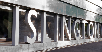 islington portada