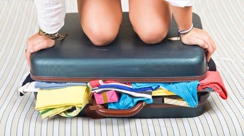 españa maleta