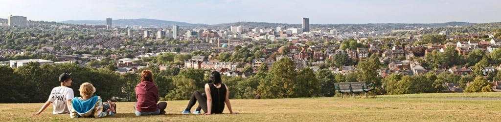 trabajar en Sheffield