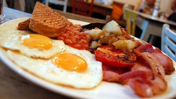 mejores desayunos en Londres