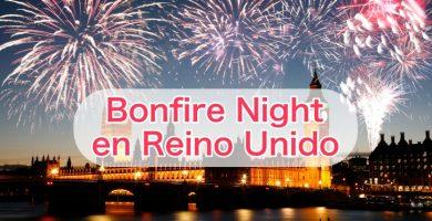 bonfire night londres noche hogueras