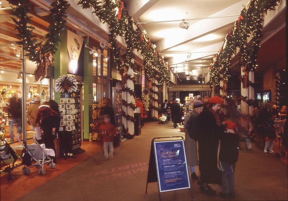 Mercadillos navideños en diciembre en Portobello