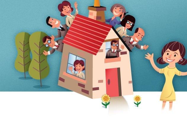 Alquilar, compartir piso o alquiler de habitaciones para españoles en Londres