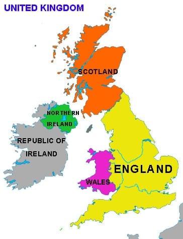 diferencia inglaterra reino unido gran bretaña