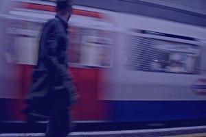 Viajar con el mapa del metro de Londres