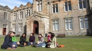 estudiar en escocia