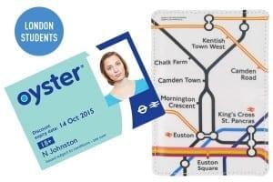 Cómo funciona la tarjeta Oyster Card para cada tipo de personas