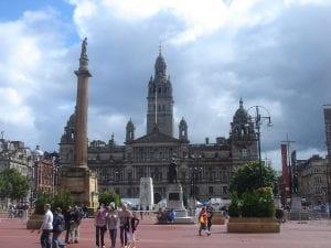 Centro de Glasgow en 1 día