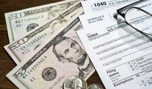 Salario neto y bruto y retención