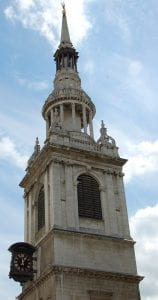 Las iglesias más bonitas de Londres: St. Mary-le-Bow