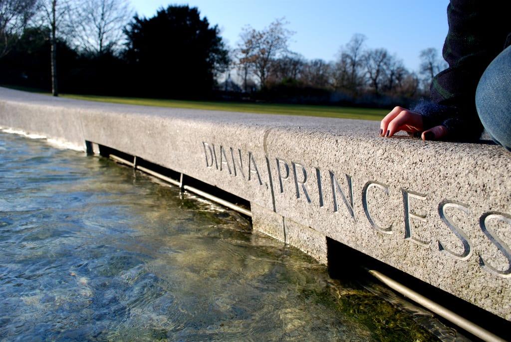 Rutas o caminos para hacer running o correr al aire libre por Londres en el Park