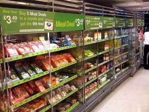 Supermercados en Londres: Hacer la compra en Reino Unido UK