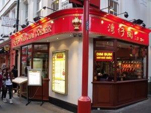 Tiendas curiosas en chinatown
