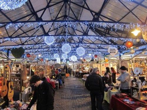 mercadillos-navideños-Londres-Greenwich