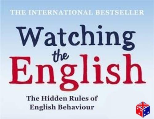 libro watching the english