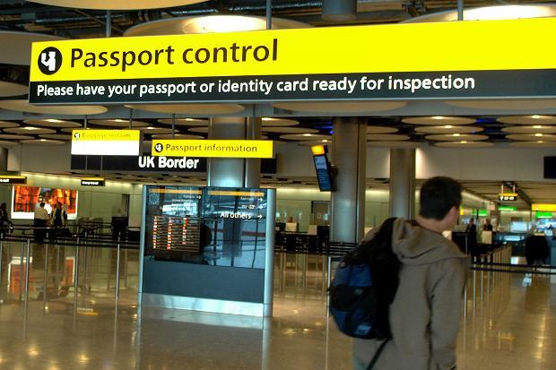 Renovar tu pasaporte en reino unido