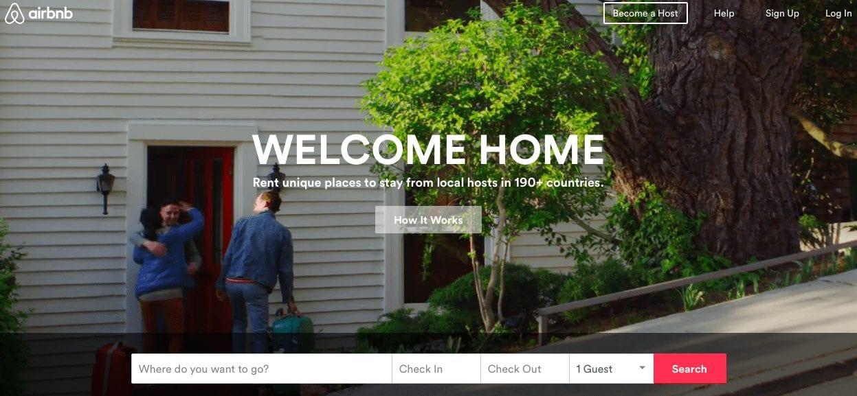 Alquilar hoteles, pisos, casas, apartamentos con Airbnb en londres y algunas opiniones