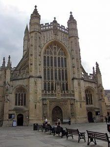 Ver la abadía de Bath en 1 día