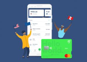 La cuenta borderless de transferwise es la mejor opción para hacer pagos en diferentes divisas.