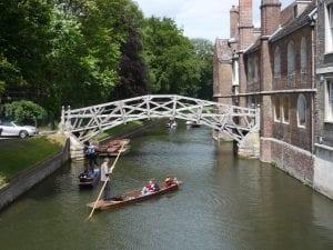Vuelos para ver Cambridge en 1 día