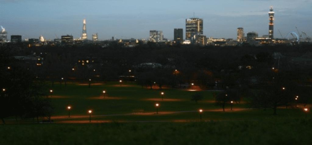Rutas para correr o hacer Running por Londres: Distancia y kilómetros haciendo running en Londres