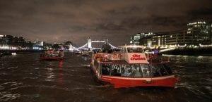 Nochevieja y Año Nuevo en Londres