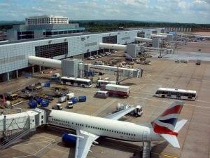 Precio viajar al aeropuerto de Gatwick