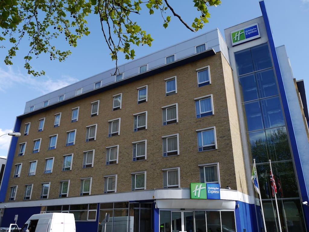 Mejores hoteles de Londres como Premier Inn