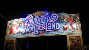 Pasar la nochevieja en Londres en Winter Wonderland