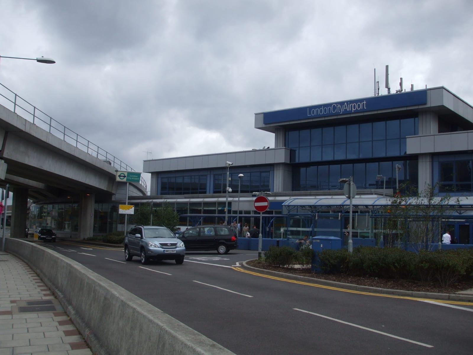 aeropuerto Londres London City Airport