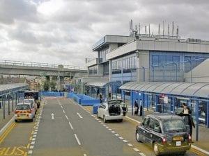 Ir al London City Airport LCY