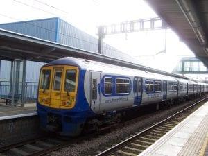 Trayecto barato con transfer desde Luton