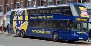 Ir con un autobús barato de Londres a Edimburgo