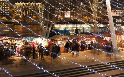 Mercadillos Navideños en Christmas en Londres