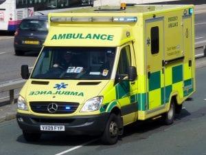 Sanidad médico en Londres Reino Unido (NHS): urgencias médicas